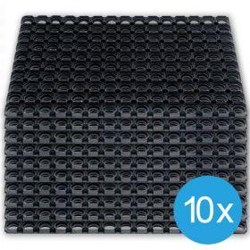 ringmat 60 x 80 cm 10 stuks