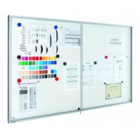 Premier Indoor Poster Case - Sliding Door