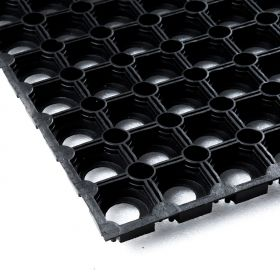 Rubber Ring Mat 80 x 60 cm