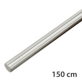Handrail - Brushed Stainless Steel - 150 cm