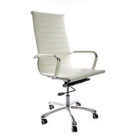design bureaustoel madrid wit