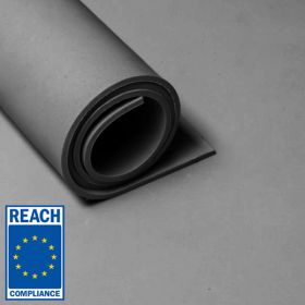 Rubberplaat NR Para rubber REACH conform