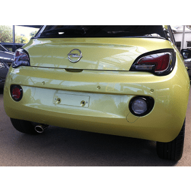 Exhaust Trim - Vauxhall Adam