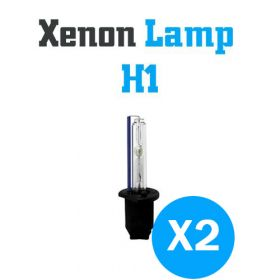 Xenon Lampen H1 - SET (