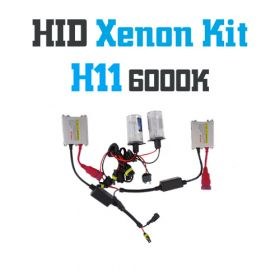 Xenon HID Conversion Kit (H11 - 6000K)