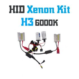 Xenon HID Conversion Kit (H3 - 6000K)