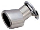 Exhaust Trim - Vauxhall Corsa (11 - 14)